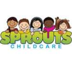 Peas in a Pod Client Sprouts Childcare Logo